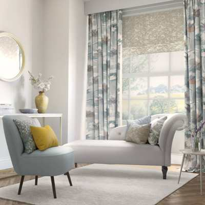 Made to Measure Roman Blind - Ashley Wilde
