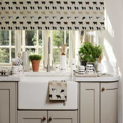 Made to Measure Roman Blinds - Sophie Allport