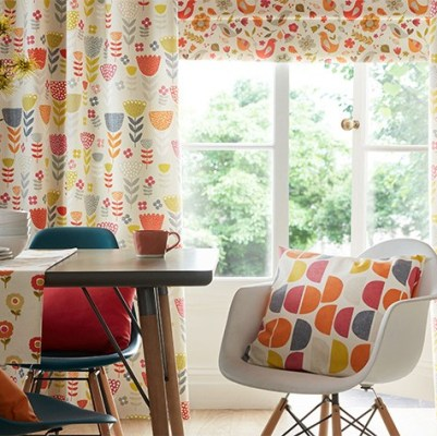 Made to Measure Roman Blinds - Fryetts