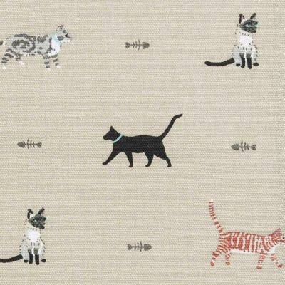 Purrfect Fabric